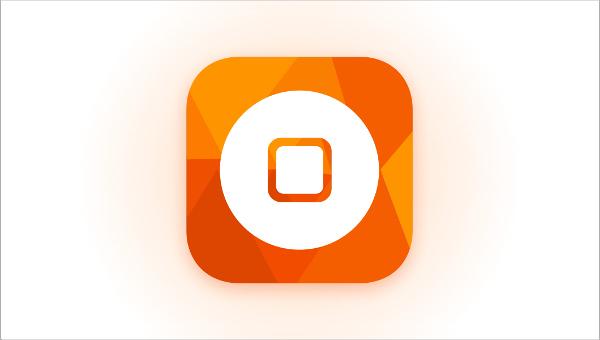 9 cool orange logo designs2