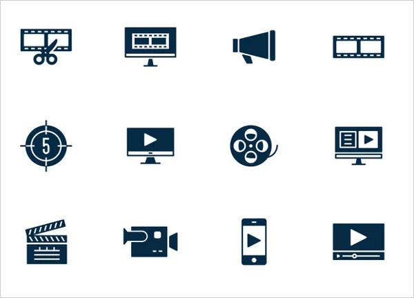video editing icons1