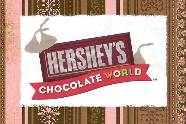 Vector Hershey Logo