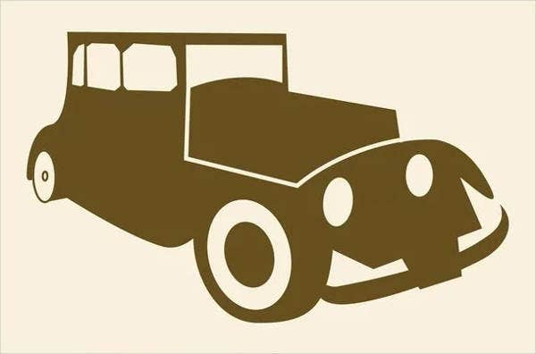 classic car vector1