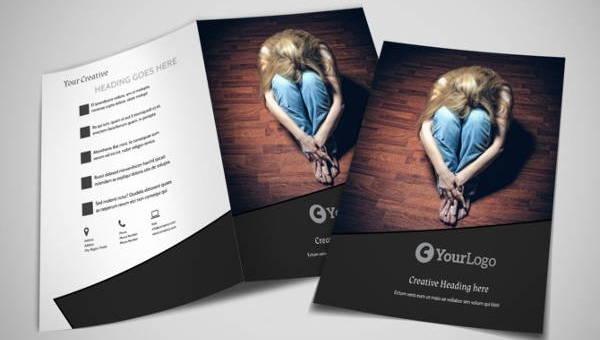 depression brochures