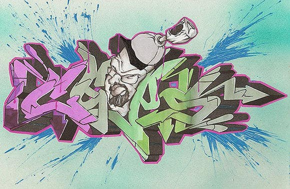 cool-graffiti-drawing-design