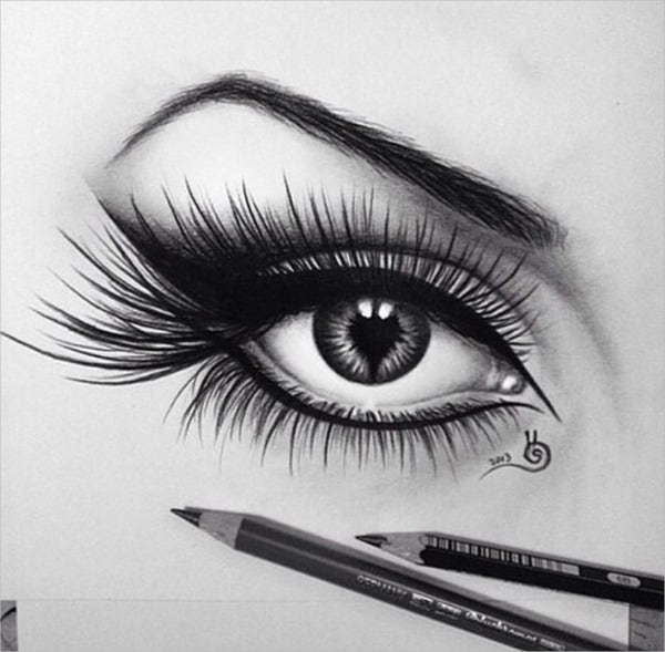cool-black-and-white-drawing-design