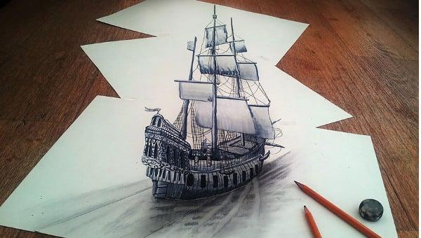 cool drawing design