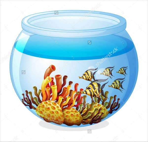 Fish Bowl Template