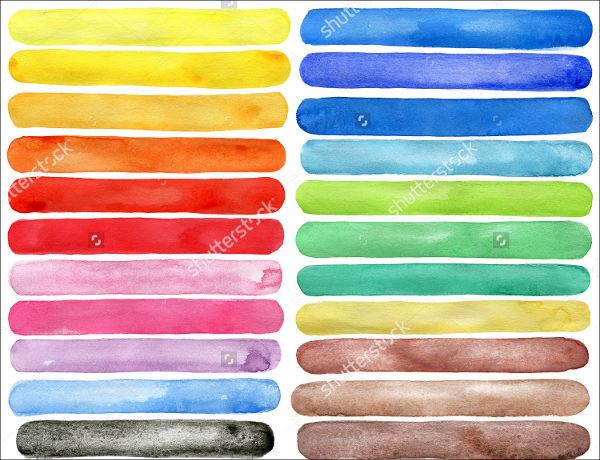 handmade watercolor brushes
