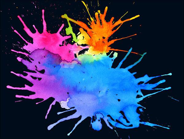 watercolor splash brushes1