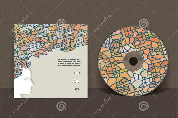 Root Map CD Cover Design