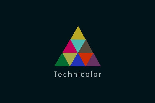 Graphic Design Colorful Logo