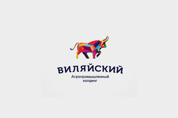 Creative Colorful Logo