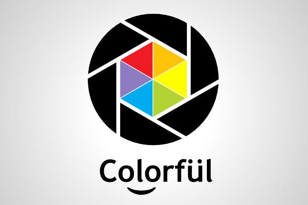 Colorful Vector Logo