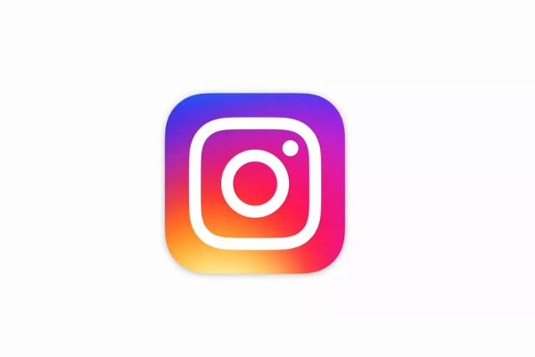 Colorful Instagram Logo