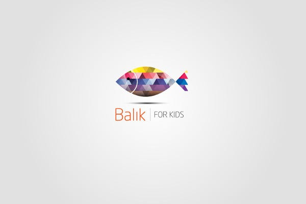 Colorful Designed Logo