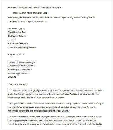 Benefits Assistant Cover Letter. Leading Professional Grants