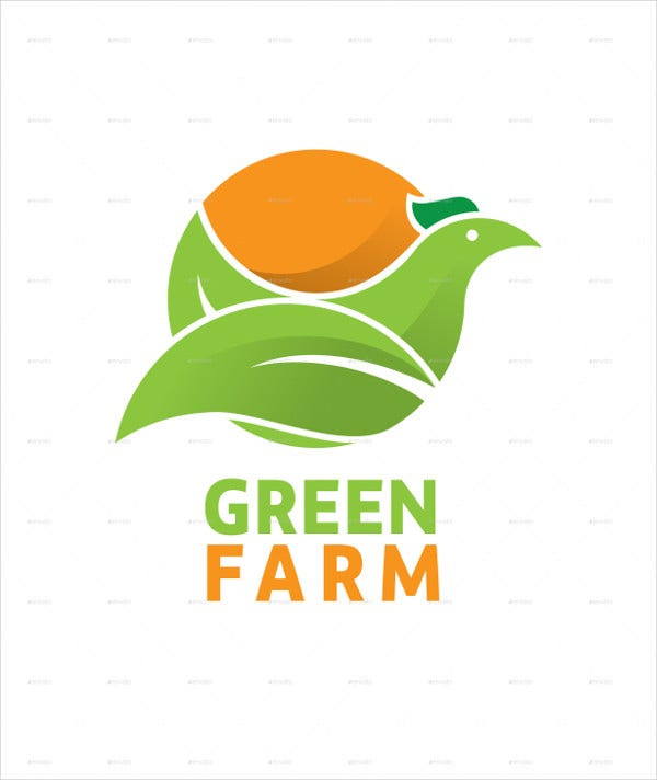green farm logo
