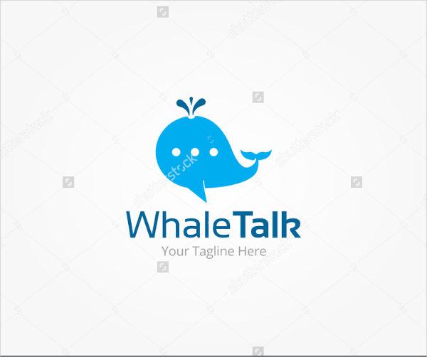 chat whale logo