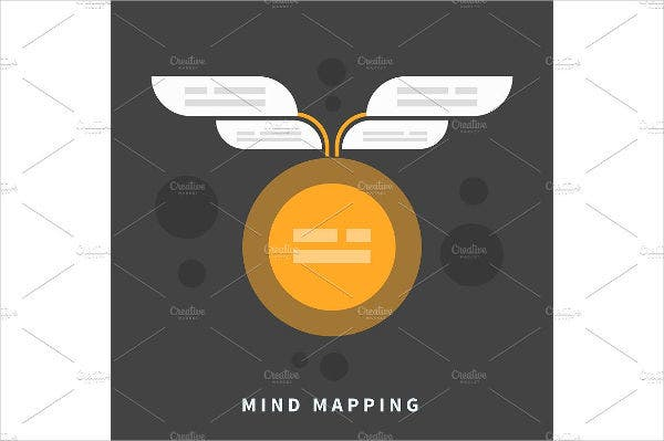 tree mind map template1