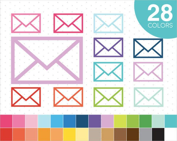 clipart-envelope-icons