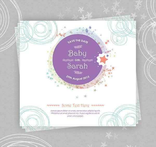 Free Baby Shower Printable Cards