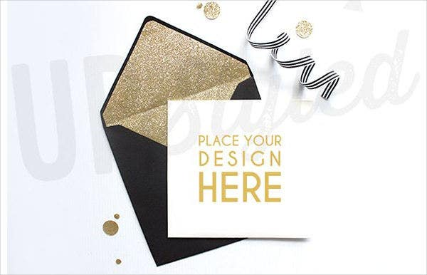 black-gift-card-envelope