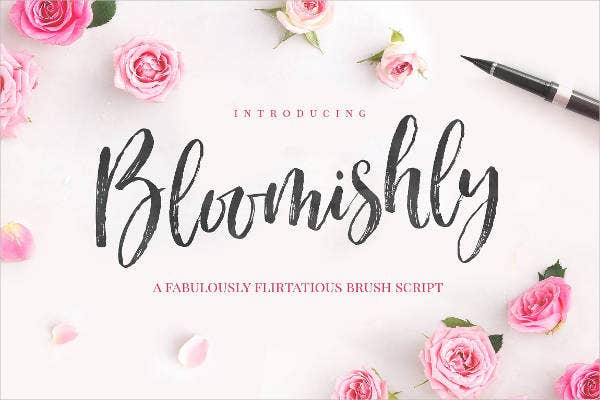 Love Romantic Font