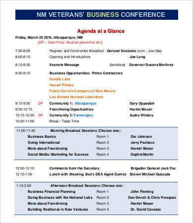 Conference Agenda Program Annual Conference Workshop Amap