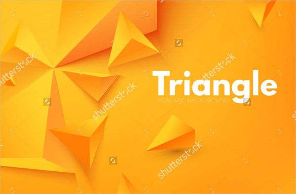 Abstract Triangle Design