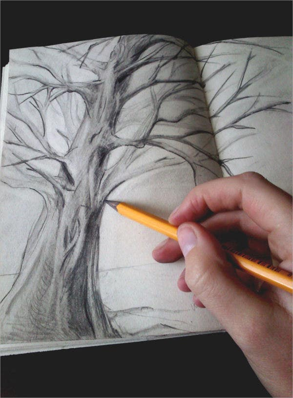 awesome-tree-drawing