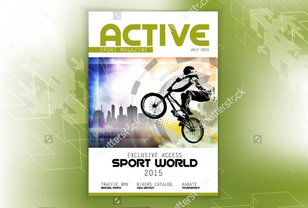 Active Sports Magazine