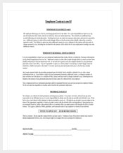 dental-employee-contract-agreement