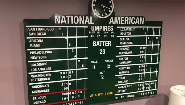 bowling score sheet templates