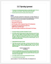 llc-operating-agreement-template