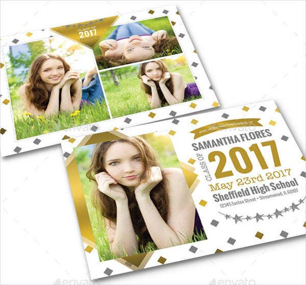 17 graduation invitation templates psd ai word pages indesign