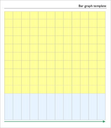 graphic relating to Printable Bar Graph Template identify Bar Graph Templates - 9+ Absolutely free PDF Templates Downlaod Absolutely free