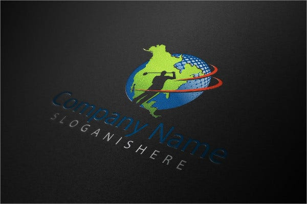 golf championship logo