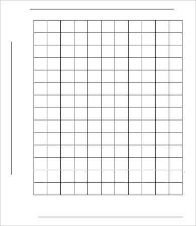 Generic Bar Graph Template