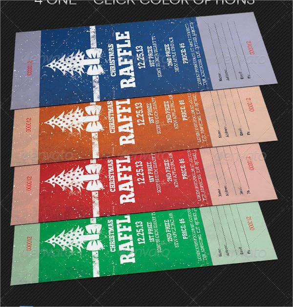 27  printable ticket templates
