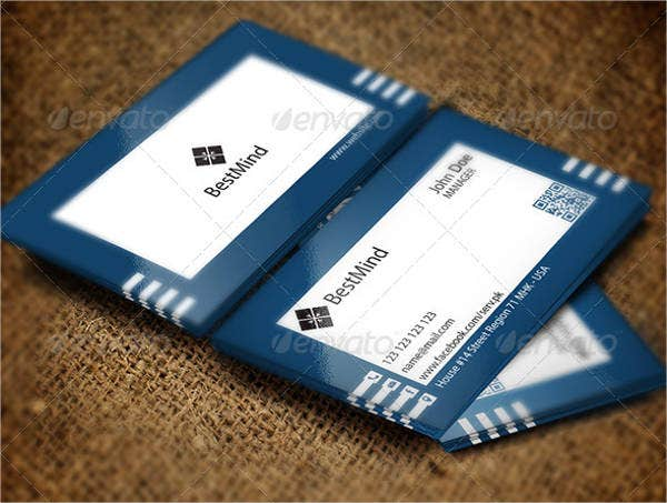 Visiting Card Design