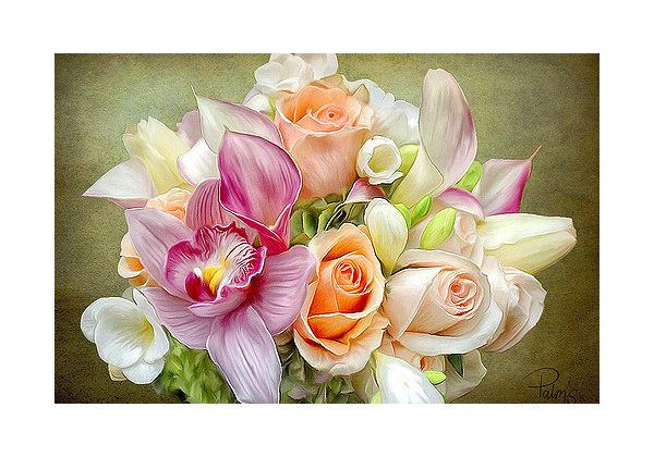 Floral Art Bouquet