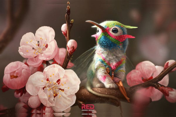 Creative Floral Art