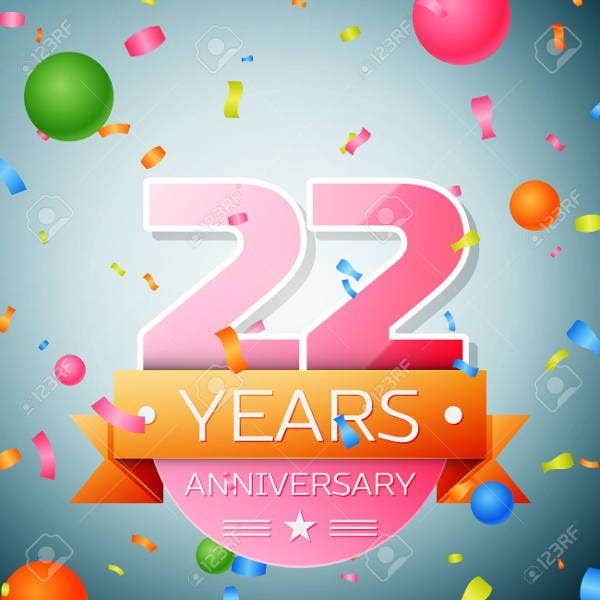 Business Anniversary Clip Art