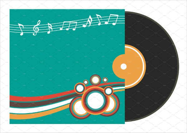 vector-cd-cover-design