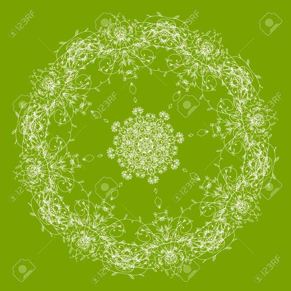 celtic circle design