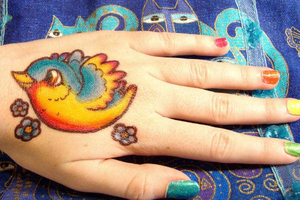 Cool Small Tattoo Design
