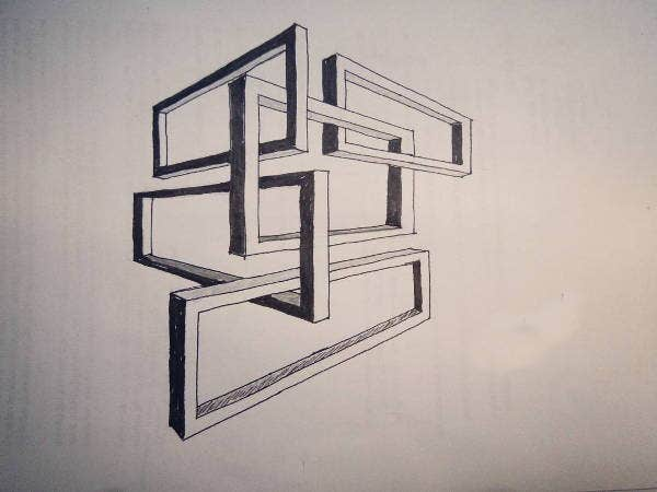 abstract art drawing1
