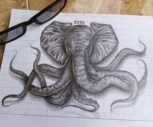 animal-art-drawing