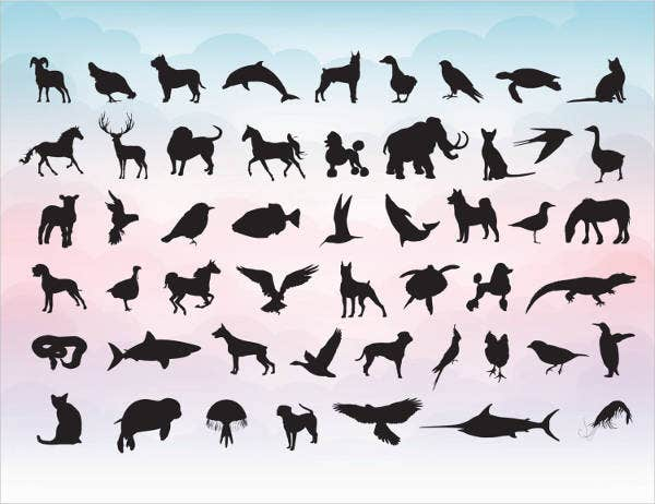 printable-animal-silhouette