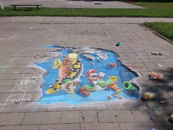 3d-chalk-drawing