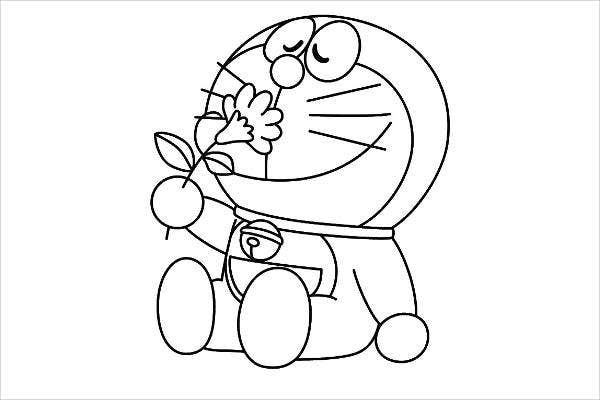 Children's Cartoon Coloring Pages