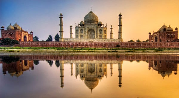 Beautiful Tajmahal Photography